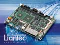 "Liantec EMB-5740 Industrial  5.25"" Drive-size VIA C7-Eden Multiple Ethernet Platform with Tiny-Bus Modular Extension Solution"
