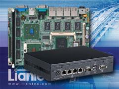 """Liantec LPC-5842S Industrial 5.25"""" Drive-size Intel Pentium M Multiple Gbit / Fast Ethernet Platform"""