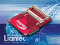 Liantec TBM-1200 Tiny-Bus Dual Mini-PCI Extension Module