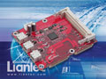 Liantec TBM-1450 Tiny-Bus PCIe IEEE1394b FireWire 800 Extension Module
