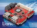 TBM-1450 Tiny-Bus PCIe eSATA / SATA-II Multiplier Module