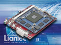 Liantec TBM-1610 Tiny-Bus x16 PCIe MXM Type-I/II Graphics Extension Module