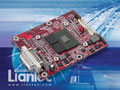 Liantec TBM-16AM72 Tiny-Bus x16 PCIe AMD-ATi M72 Graphics Extension Module