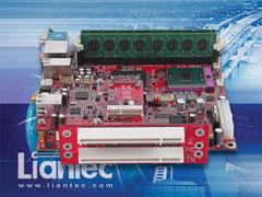 Liantec TBM-X2000P2 Tiny-Bus 1U Low Profile Dual PCI Extension Module