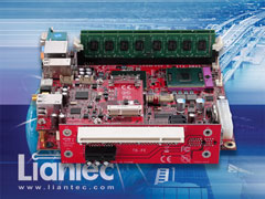 Liantec TBM-X2000PE Tiny-Bus 1U Low Profile Dual PCI Extension Module