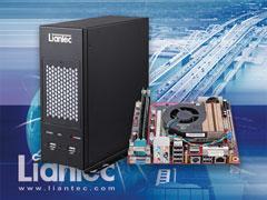 Liantec M2B Industrial Wallmount / Standalone Mini-ITX Barebone Solution