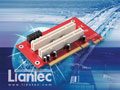 Liantec P2PCIE-280 2U 3-Slot PCIe/PCI Riser Card with 1 x1 PCIe and 2 PCI Slots