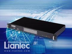 Liantec R1C-6M45 Industrial 1U Mini-ITX Intel GM45 Barebone Solution Supports Ultra Low Profile 1U Slim PCI Add-in Card