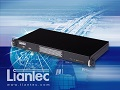 Liantec R1C-QM77 Industrial 1U Mini-ITX Intel QM77 Barebone Solution Supports Ultra Low Profile 1U Slim Card