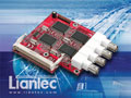 Liantec Tiny-Bus PCI Based Extension Solution