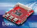 Liantec TBM-1260 Tiny-Bus PCI IEEE1394a Firewire Host Module