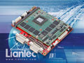 Liantec Tiny-Bus Graphics / Video Extension Solution