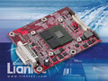 Liantec TBM-16AM72 Tiny-Bus x16 PCIe AMD-ATi M72 GPU Module